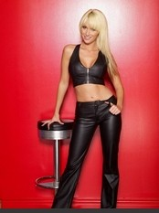 Low Rise Boot Cut Leather Pants Adult Costumes - Hot Selection of Sexy Adult Costumes, Adult Halloween Costumes, Adult Costume Lingerie, Fantasy Costumes, Party Costumes and more. Front Zipper Opening.