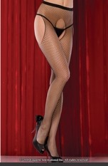 Sexy Fishnet Garterbelt Pantyhose 1 pair fishnet garterbelt pantyhose. Sexy Lingerie for Women, Costume, Bra, Panties, sleeepwear, corsets, bodysuits, teddies, robes and more.