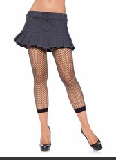 Industrial Net Footless Tights Sexy Lingerie for Women, Costume, Bra, Panties, sleeepwear, corsets, bodysuits, teddies, robes and more. Industrial net footless tights legging length.