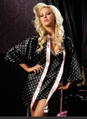 Peggie Luxurious Robe Set